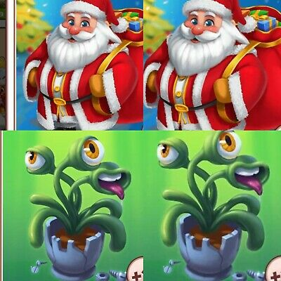 Coin Master Lucky pack 2 Martian Lettuce & 2 Santa(Fastest Delivery)