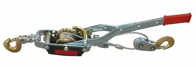 Streetwize 4 Tonne Heavy Duty Hand Cable Lifter Puller Winch