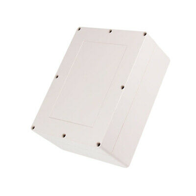Waterproof ABS White Electronics Junction Project Box 12.6x9.45x5.51inch
