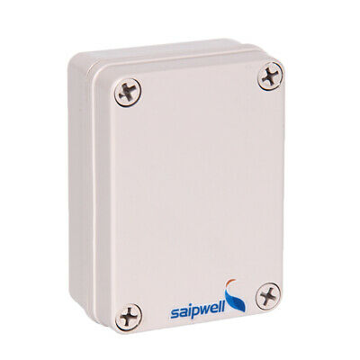 Waterproof ABS White Electronics Junction Project Box 3.15x4.33x1.77inch