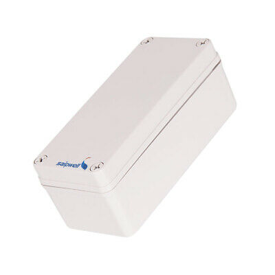 Waterproof ABS White Electronics Junction Project Box 3.15x7.09x2.76inch