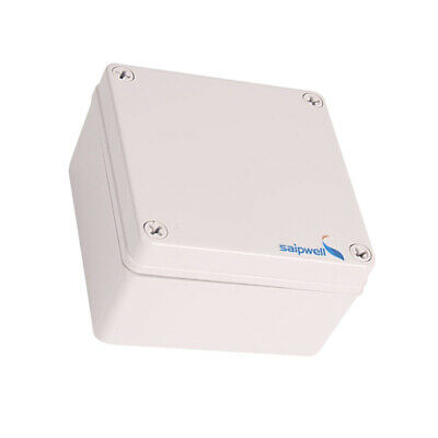 Waterproof ABS White Electronics Junction Project Box 0.98x4.92x2.95inch
