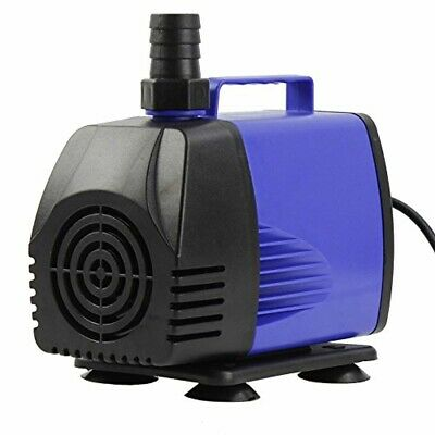 1450 GPH Submersible Water Pump Adjustable Powerhead Aquarium Fish Tank Fountain