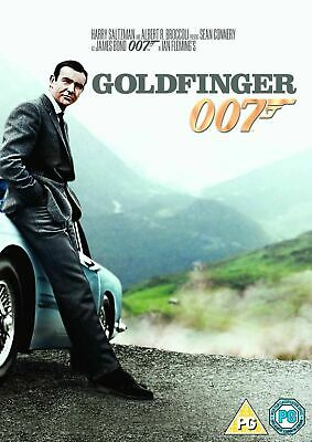 Goldfinger [1964] (DVD)new and sealed