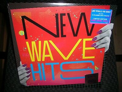 New Wave Hits (back To The 80's Exclusive) **BRAND NEW RECORD LP VINYL