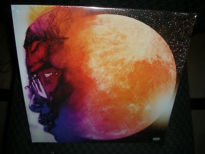eecabeb7 KID CUDI // Man on the Moon: The End of Day // BRAND NEW DOUBLE ...