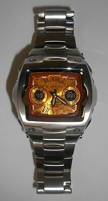 Casio G Shock C Cube Watch - Gold Dial - 4762 - G 011AD 4BDR