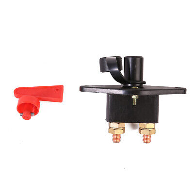 300A Battery Isolator Master Disconnect Power Cut Off Kill Switch Boat Cars Vans
