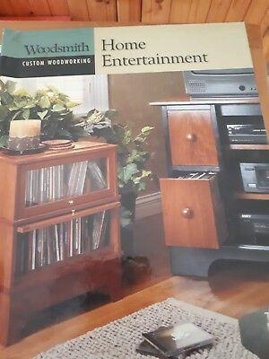 Time Life Books~The Art of Woodworking~Home Entertainment