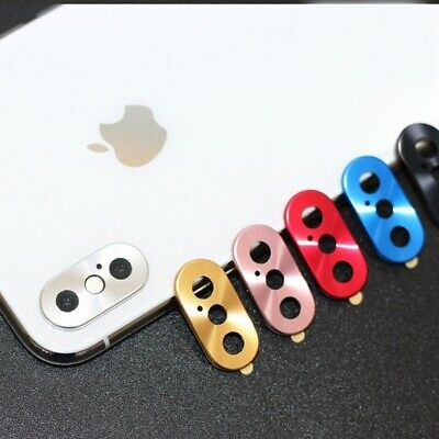 Camera Lens Metal Protective Protector Guard Cover For Iphone Xs Max Lens Ring