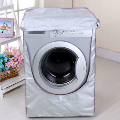 1x Waterproof Washing Machine Cover Top Cover Dust Guard Dryer Dustproof hot