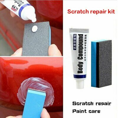 Car Scratch Remover Care Auto Polishing Wax Paint Paste Scratches Repair Kits