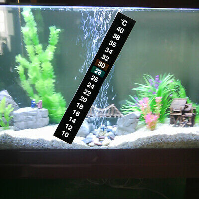 Meters Controllers Lcd Sticker Aquarium Fish Tank Thermometer Temperature Stick On Fahrenheit Y Harmazzem Com Br