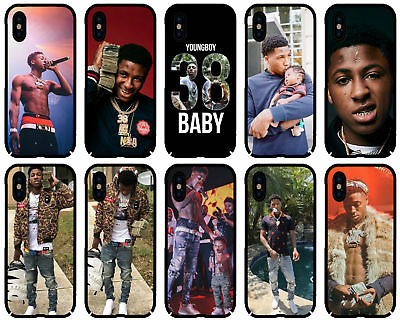 low priced 34f75 e6709 YOUNGBOY NEVER BROKE Again Hard Phone Case for IPhone for Samsung for Huawei
