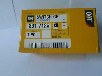 Caterpillar  391-7125  Switch Gp