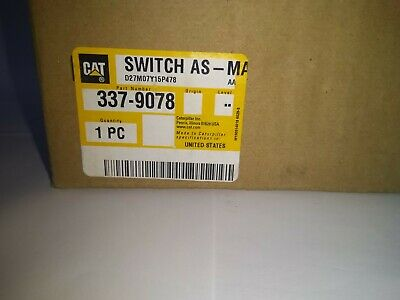 Caterpillar  337-9078  Switch As
