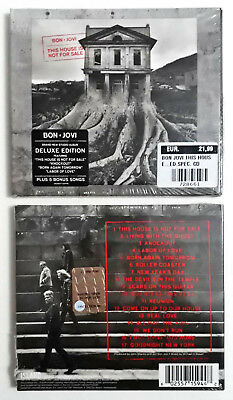 Bon Jovi – This House Is Not For Sale Deluxe Edition Cd Sealed Sigillato