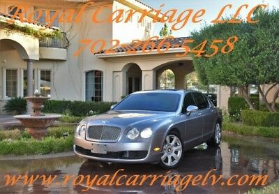 2006 Continental Flying Spur  2006 Bentley Continental Flying Spur 4dr Sdn AWD