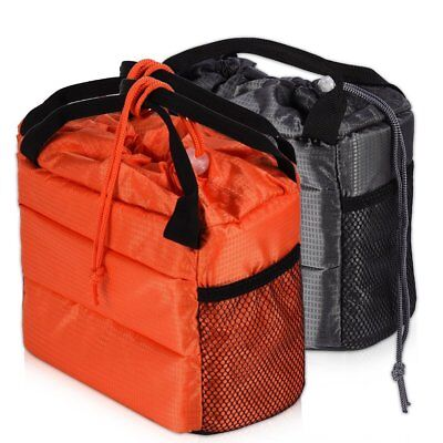 Insert Padded Camera Bag DSLR Inner Folding Partition Protect Case Waterproof