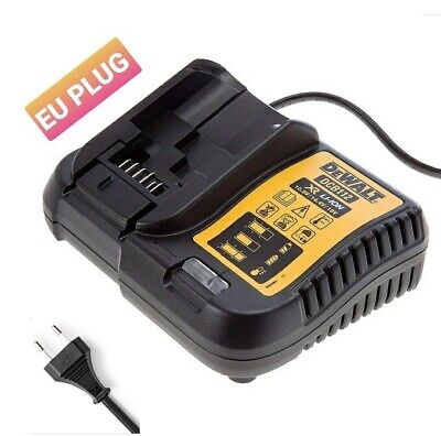 DEWALT DCB113 XR Multi-Voltage Charger 10.8 / 14.4/ 18V Li-ion EU plug