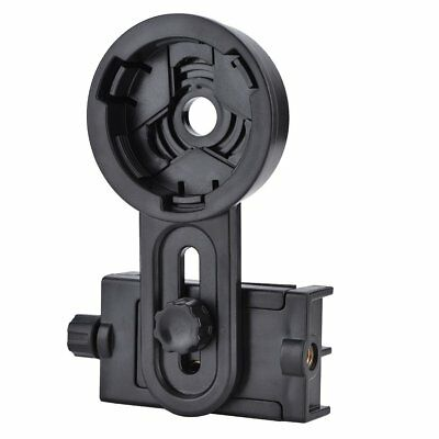 Cell Phone Telescope Adapter Holder Spotting Scope Bracket Binoculars Mount SDG