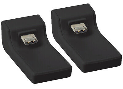 Replacement Charging Dongle Twin Pack for Venom PS4 Twin Charge Docking Station