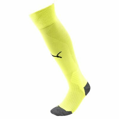 Puma Football Soccer LIGA Sports Training Long Knee High Socks Mens Boys
