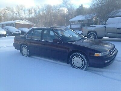 !990 Honda Accord EXR Classic Rare Find Certified!! !990 Honda Accord EXR Classic Rare Find Certified!!