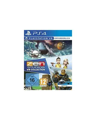 Zen Studios Ultimate VR Collection PS4 (VR Only!) PS4 Neu & OVP