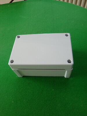 Plastic Enclosure IP65 187mm x 122mm x 90mm