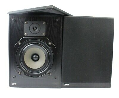 JPW Sonata Monitor Speakers Lovely Condition Vintage Classic *FREE P&P*