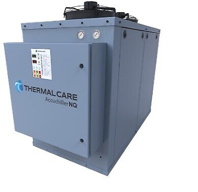 Thermal Care NQA08 8 Ton 460V 3 Ph Accuchiller Air-Cooled Portable Chiller NEW!