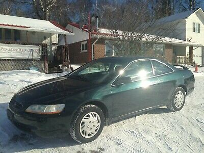1998 Honda Accord 5 Speed Coupe 1998 Honda Accord 5 Speed Coupe