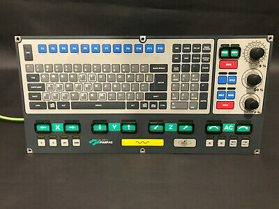 Gruppo Parpas OMV Keyboard Operator Panel from Parpas HSC 1100