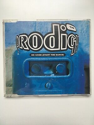 The Prodigy: No Good (Start The Dance) / CD Single