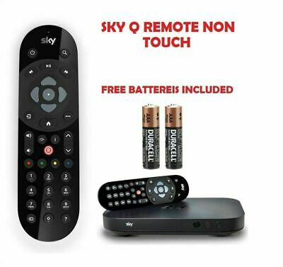 Sky-Q-Remote-Infrared Tv None Touch With Free Batteries Brand New