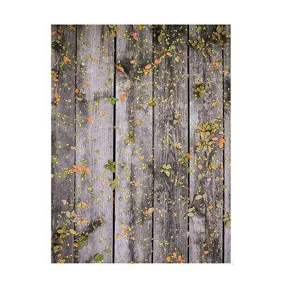 Andoer 1.5 * 2m Photography Background Backdrop Digital Printing Wood K8F9