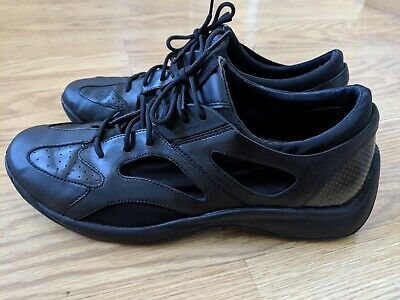 a87fbbf83 COLE HAAN G Series NikeLab Mens Sneakers Shoes Leather Mesh Black 10 ...