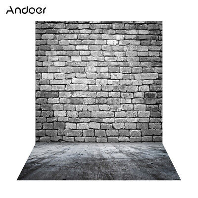 Andoer 1.5*2m Big Photography Background Backdrop Classic Fashion Wood M0T4
