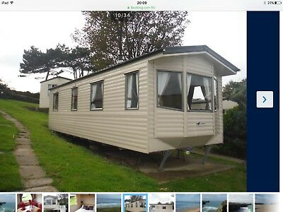 Static Caravan For Sale  Newquay View Holiday Park Newquay Cornwall