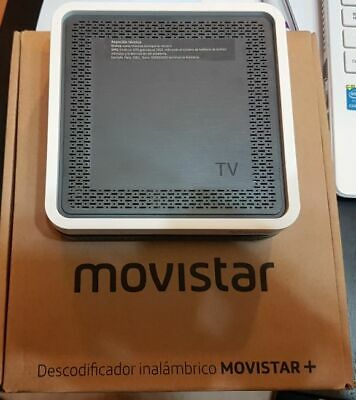 Descodificador Movistar HD WIFI Inalambrico