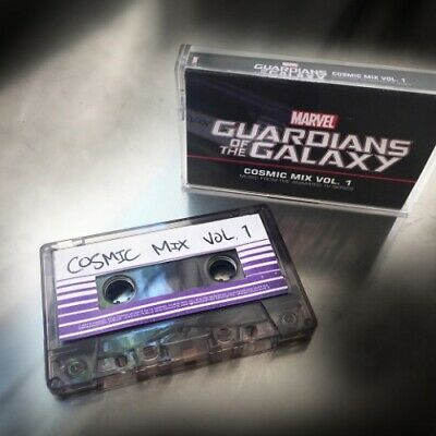 V/A Guardians Of The Galaxy: Cosmic Mix Vol. 1 NEW CASSETTE Marvel