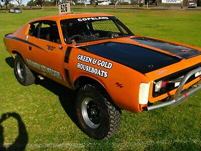 Valiant Charger Off Road Race Car