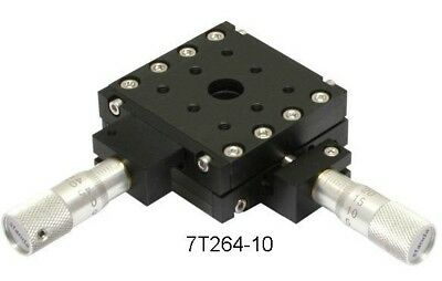Standa7T264-10 Ultra Low Profile Two Axis Linear Translation Stage 10mm Travel