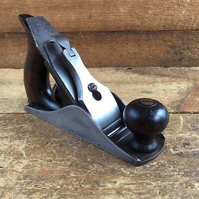 Vintage STANLEY USA No:1 No1 1892 PLANE Old Antique Handplane Hand Tool #212