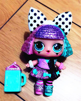 LOL Surprise Bling Holiday Series 1 Doll Pranksta~Glam Glitter New Authentic MGA