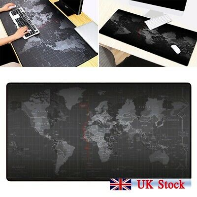 80cm*30cm Extra Large NEW Gaming Mouse Pad Mat for PC Laptop Keyboard Anti-Slip