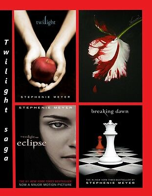 Twilight Series Complete AudioBook Collection by Stephenie Meyer