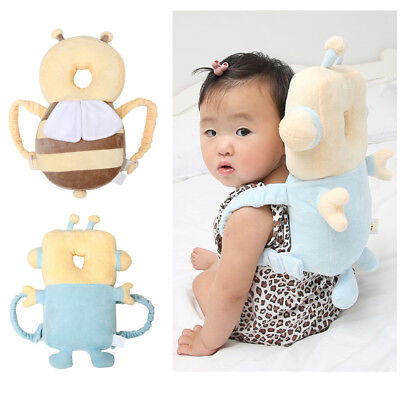 Baby Toddler Headrest Pillow Infant Walking Head Back Protector Safety Pad New