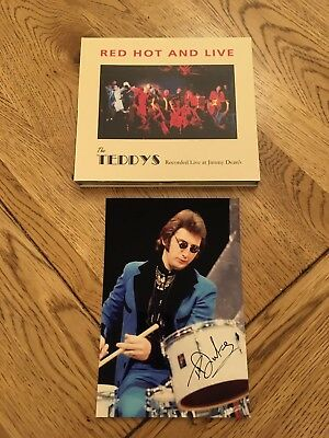 Ex-Showaddywaddy The Teddys Hot Motorcycle Club Box Set Rock And Roll 1970's